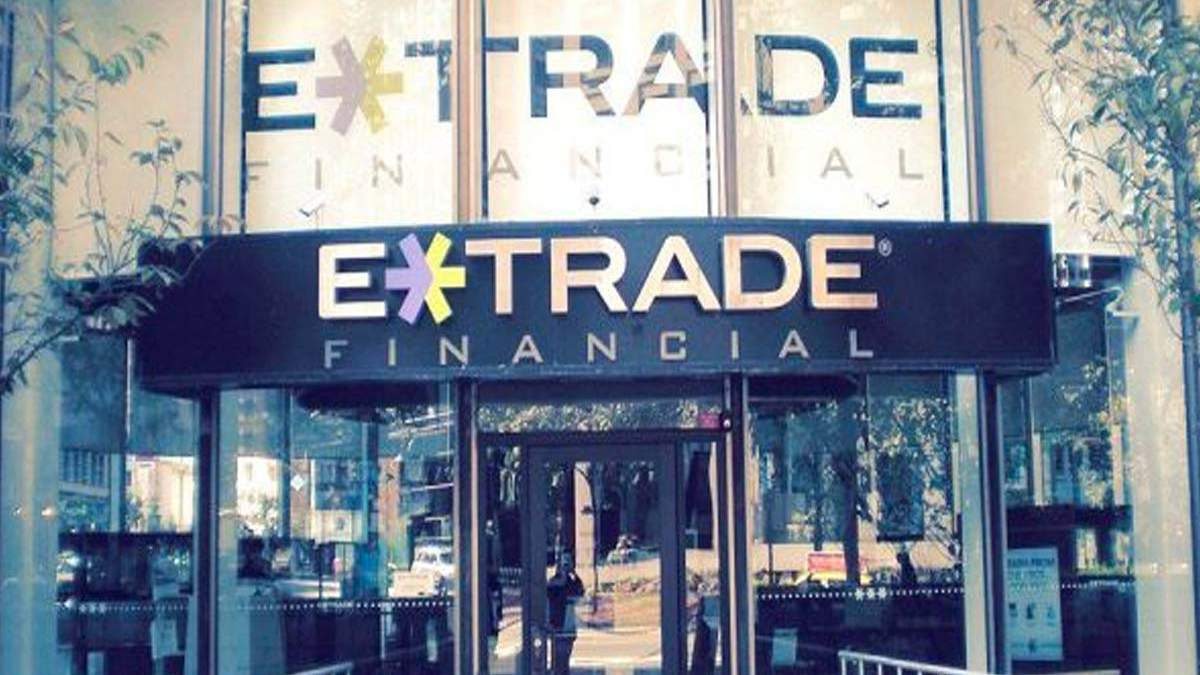 Morgan Stanley's acquisition of E*TRADE