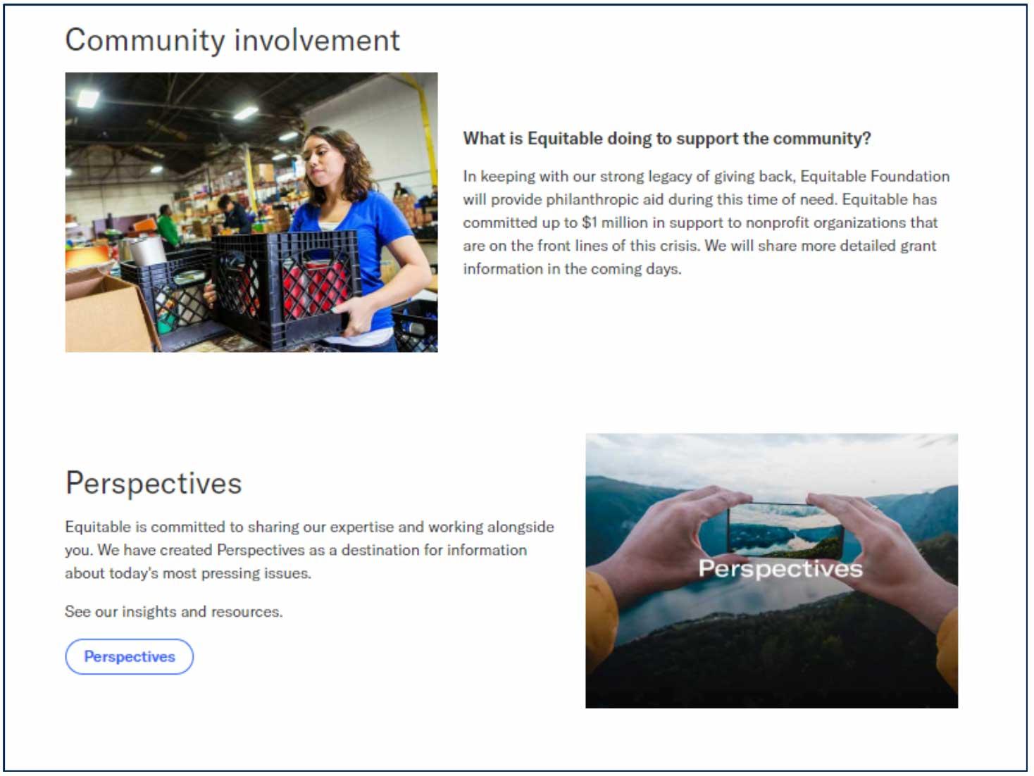 Equitable COVID-19 Information Hub