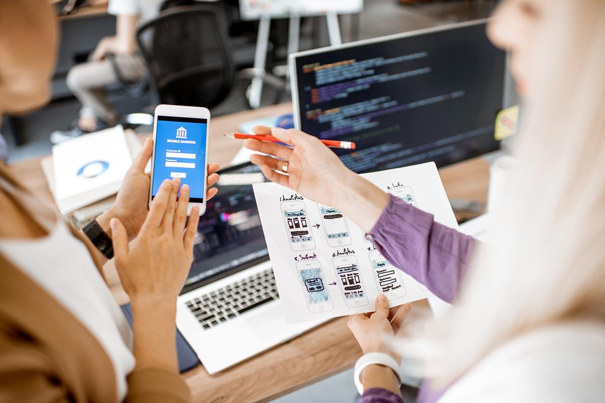 digital brokerage experience