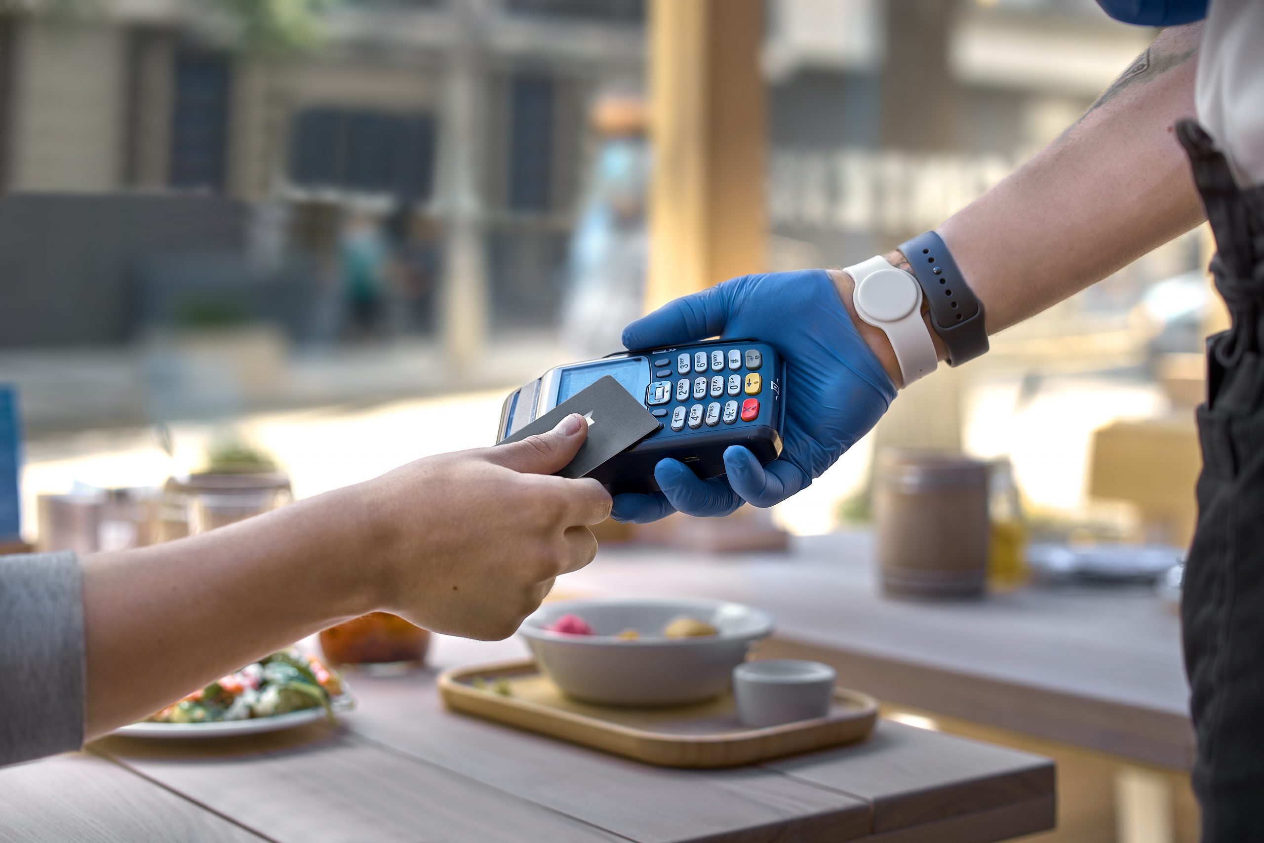 contactless payment offerings