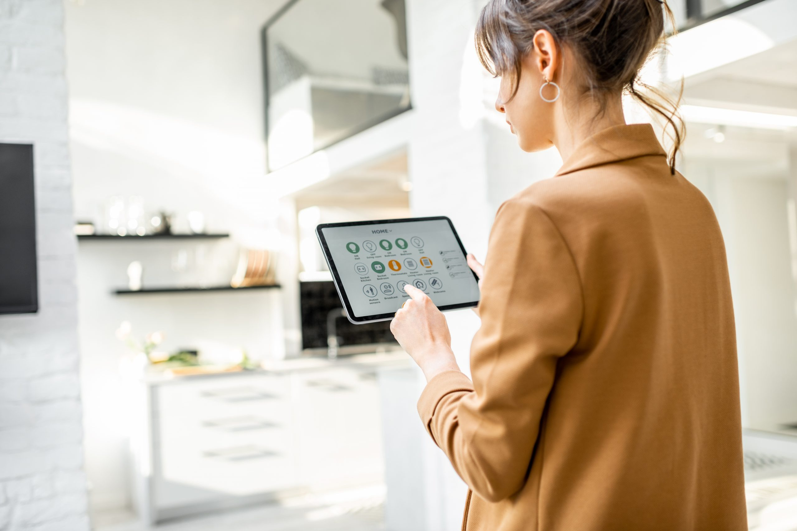 smart home product positioning